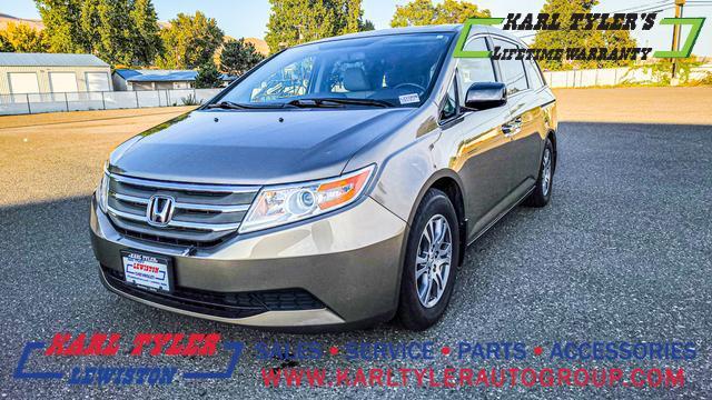 2013 Honda Odyssey EX-L for sale in Lewiston, ID