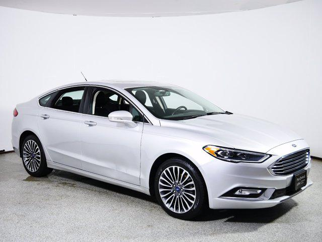2017 Ford Fusion SE for sale in Brooklyn Center, MN
