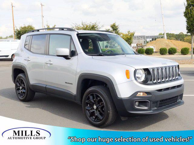 2017 Jeep Renegade Latitude for sale in Pineville, NC