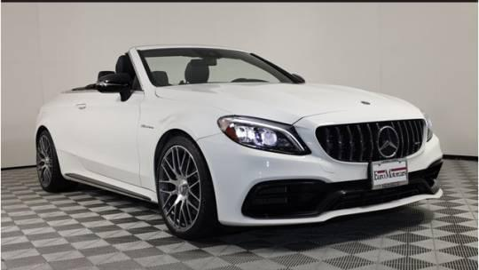2020 Mercedes-Benz C-Class AMG C 63 for sale in Germantown, MD