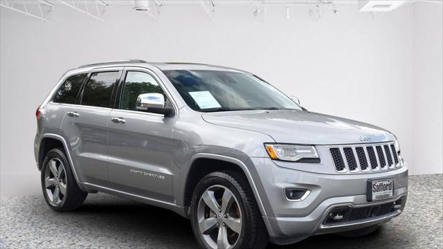 2015 Jeep Grand Cherokee Overland for sale in Warrenton, VA