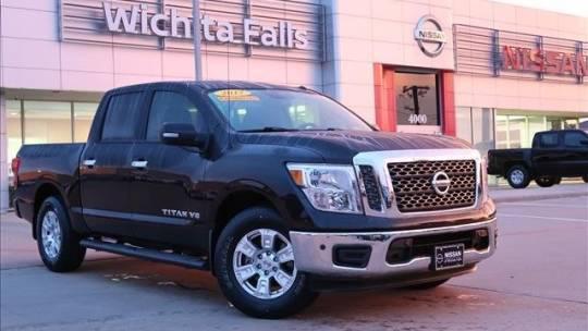 2018 Nissan Titan SV for sale in Wichita Falls, TX