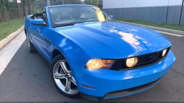 2010 Ford Mustang GT for sale in Chantilly, VA
