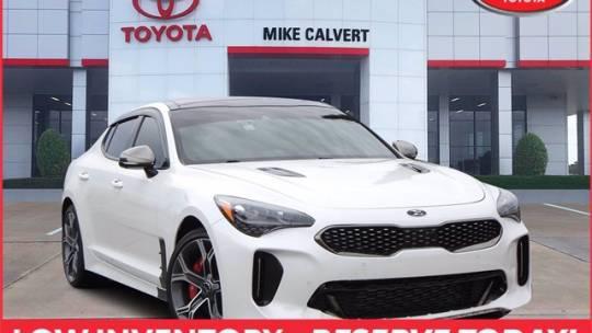 2019 Kia Stinger GT2 for sale in Houston, TX