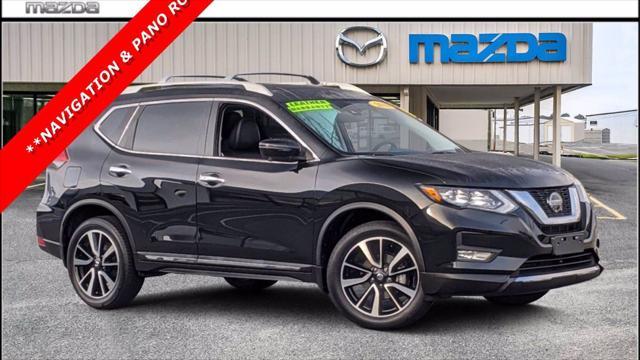 2019 Nissan Rogue SL for sale in Burlington, NC