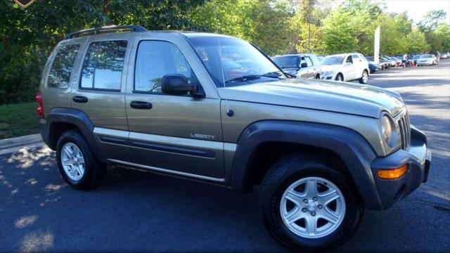 2004 Jeep Liberty Sport for sale in Chantilly, VA