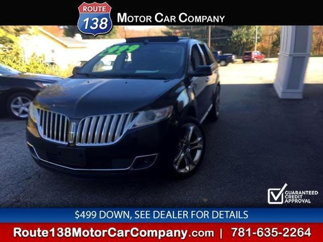 2014 Lincoln MKX AWD 4dr for sale in Raynham, MA