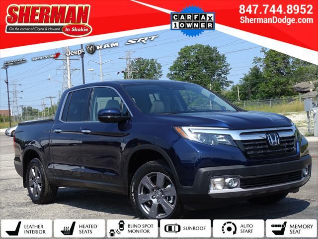 2020 Honda Ridgeline RTL-E for sale in Skokie, IL