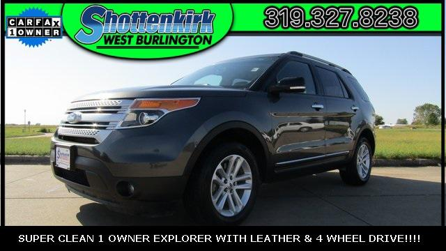 2015 Ford Explorer XLT for sale in West Burlington, IA