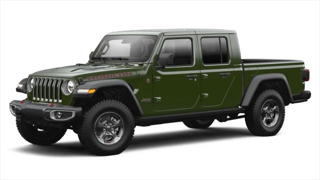 2021 Jeep Gladiator Rubicon for sale in Chelsea, MI