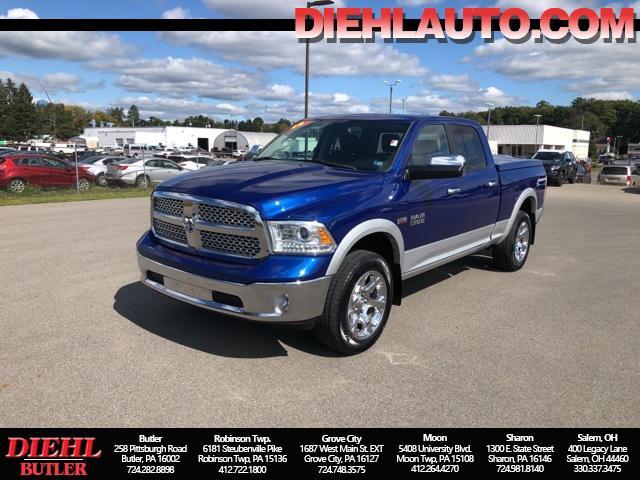 2014 Ram 1500 Laramie for sale in Butler, PA