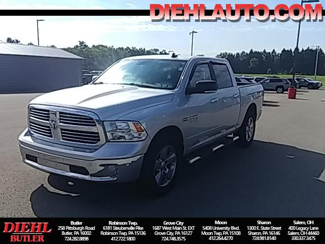 2017 Ram 1500 Big Horn for sale in Butler, PA