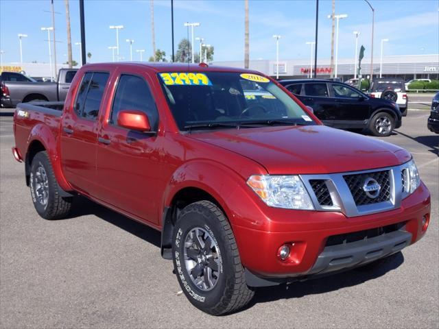 2018 Nissan Frontier PRO-4X for sale in Tucson, AZ