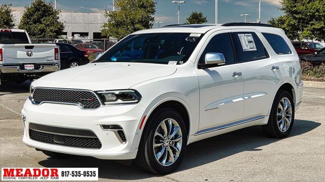 2021 Dodge Durango Citadel for sale in Fort Worth, TX