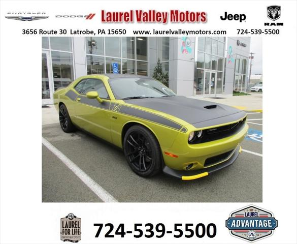 2021 Dodge Challenger R/T Scat Pack for sale in Latrobe, PA