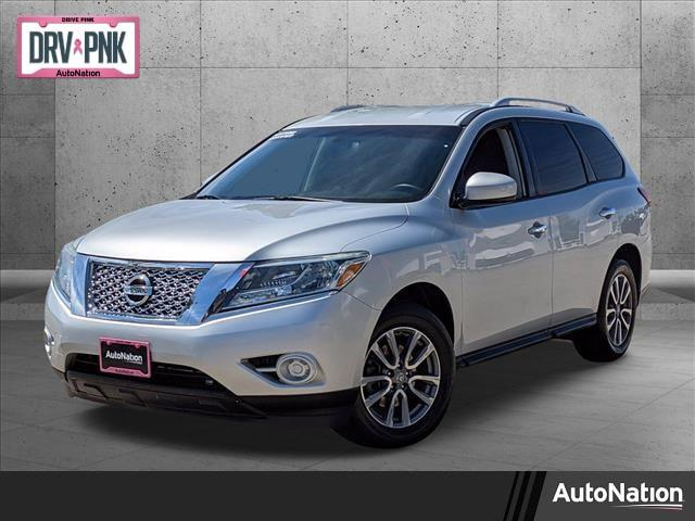 2016 Nissan Pathfinder S for sale in Spring, TX