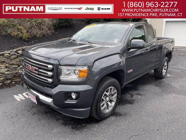 2016 GMC Canyon 4WD SLE for sale in Putnam, CT