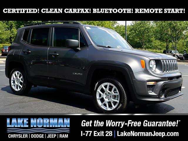 2019 Jeep Renegade Sport for sale in Cornelius, NC
