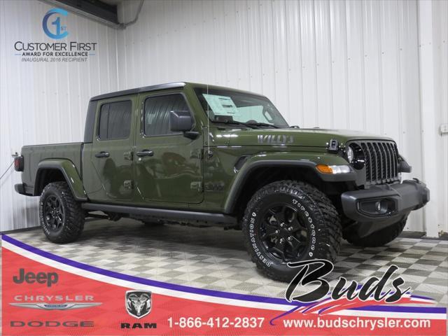 2021 Jeep Gladiator Sport for sale in Celina, OH