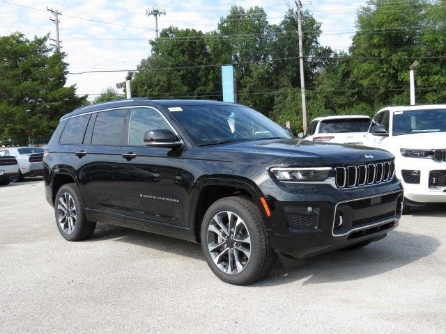 2021 Jeep Grand Cherokee Overland for sale in Bowie, MD