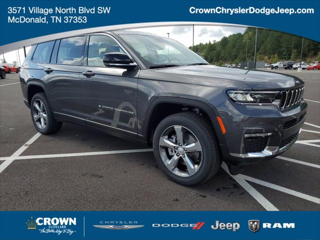 2021 Jeep Grand Cherokee Limited for sale in Mc Donald, TN
