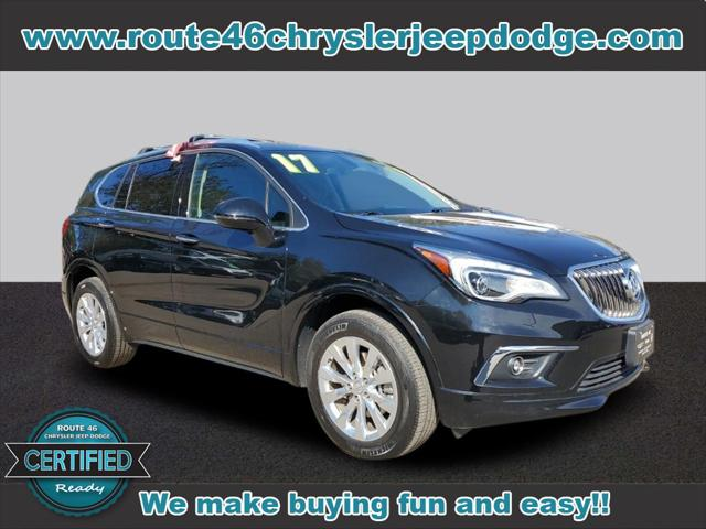 2017 Buick Envision Essence for sale in Little Falls, NJ
