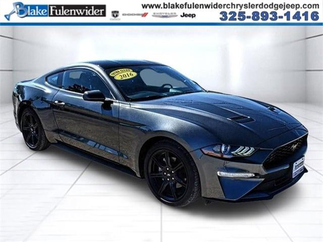 2019 Ford Mustang for sale near Clyde, TX