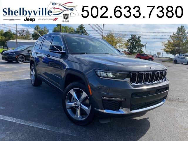 2021 Jeep Grand Cherokee Limited for sale in Shelbyville, KY
