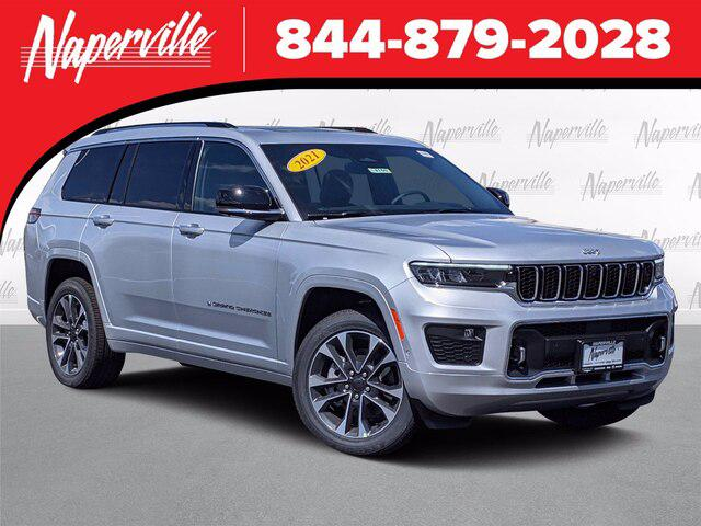 2021 Jeep Grand Cherokee Overland for sale in Naperville, IL