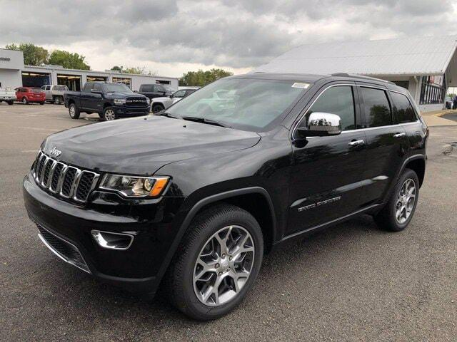 2021 Jeep Grand Cherokee Limited for sale in Danville, KY