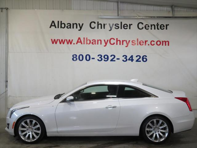 2015 Cadillac ATS Coupe Standard RWD for sale in Albany, MN