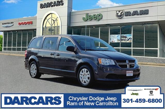 2019 Dodge Grand Caravan SE for sale in New Carrollton, MD