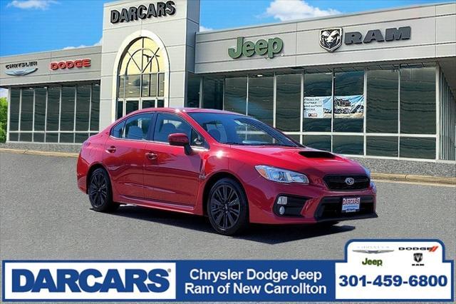 2020 Subaru WRX Manual for sale in New Carrollton, MD