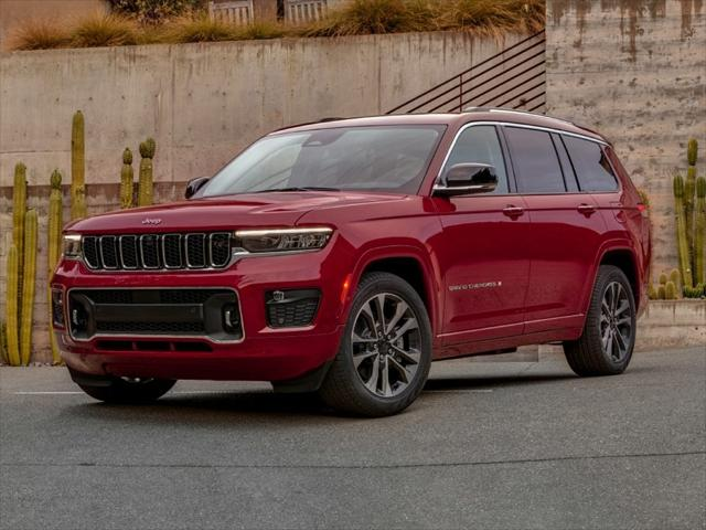 2021 Jeep Grand Cherokee Limited for sale in Bedford, OH