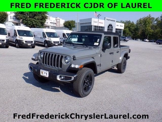 2021 Jeep Gladiator Sport S for sale in Laurel, MD