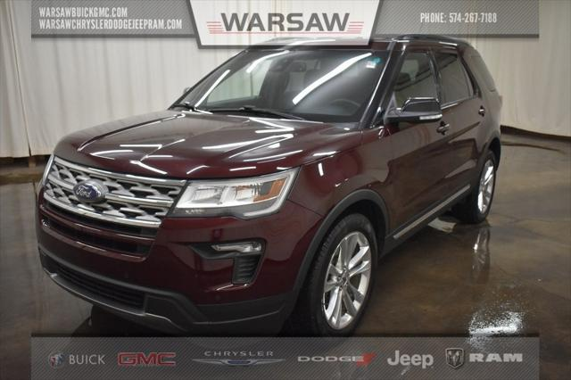 2018 Ford Explorer XLT for sale in Warsaw, IN