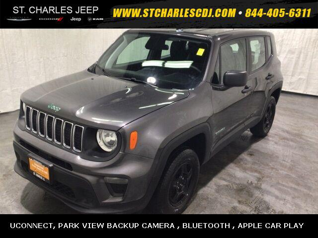 2019 Jeep Renegade Sport for sale in St Charles, IL