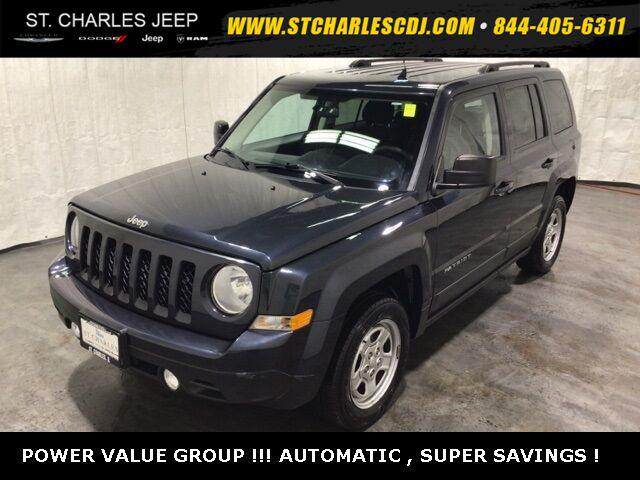 2015 Jeep Patriot Sport for sale in St Charles, IL