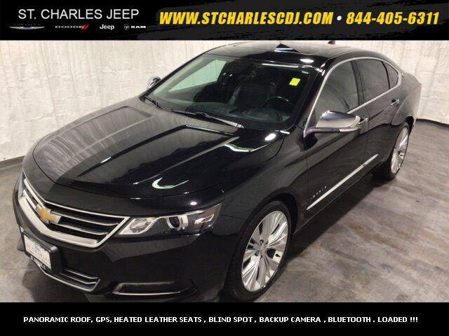 2017 Chevrolet Impala Premier for sale in St Charles, IL