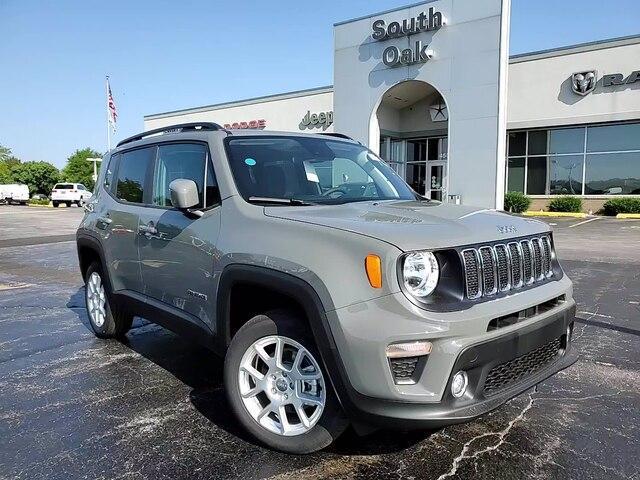 2021 Jeep Renegade Latitude for sale in Matteson, IL
