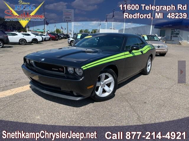 2010 Dodge Challenger R/T for sale in Redford, MI