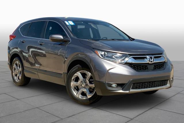 2018 Honda CR-V EX-L for sale in Oklahoma City, OK