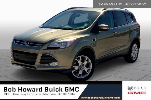 2014 Ford Escape Titanium for sale in Oklahoma City, OK