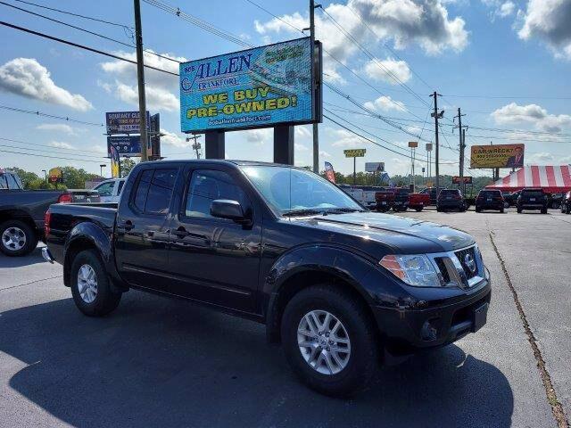 2019 Nissan Frontier SV for sale in Frankfort, KY