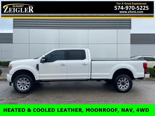2018 Ford F-350 LARIAT/King Ranch/Platinum/Limited for sale in Schaumburg, IL