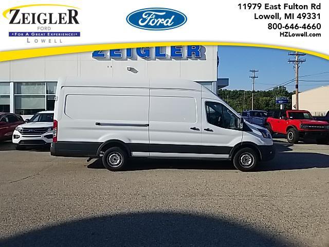 "2021 Ford Transit Cargo Van T-350 148"" EL Hi Rf 9500 GVWR RWD for sale in Schaumburg, IL"