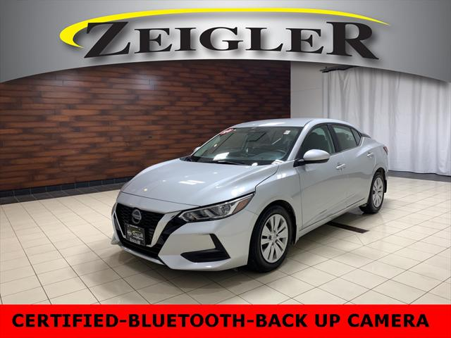 2020 Nissan Sentra S for sale in Schaumburg, IL