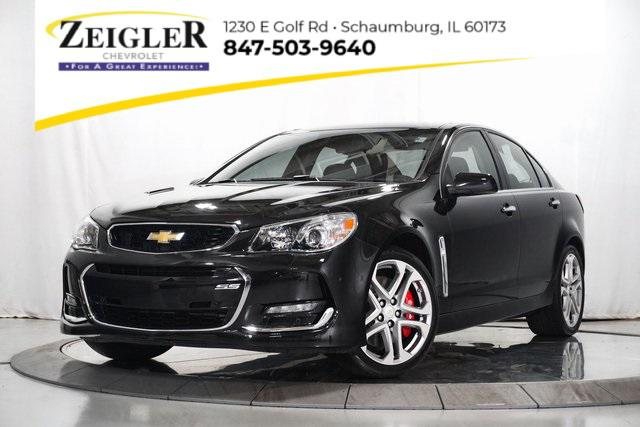 2017 Chevrolet SS 4dr Sdn for sale in Schaumburg, IL