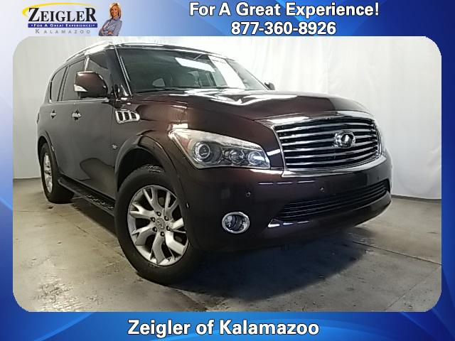 2014 INFINITI QX80 4WD 4dr for sale in Schaumburg, IL