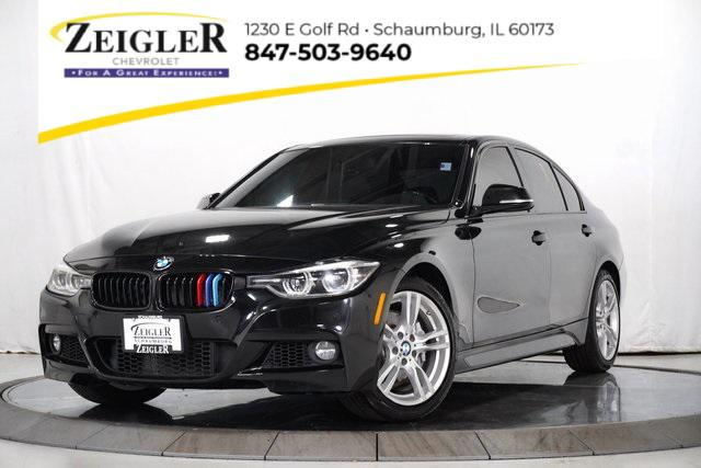 2017 BMW 3 Series 340i xDrive for sale in Schaumburg, IL